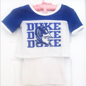 Girls Duke Layered tee